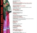 XXV Festival Etnia e Teatralità, locandina
