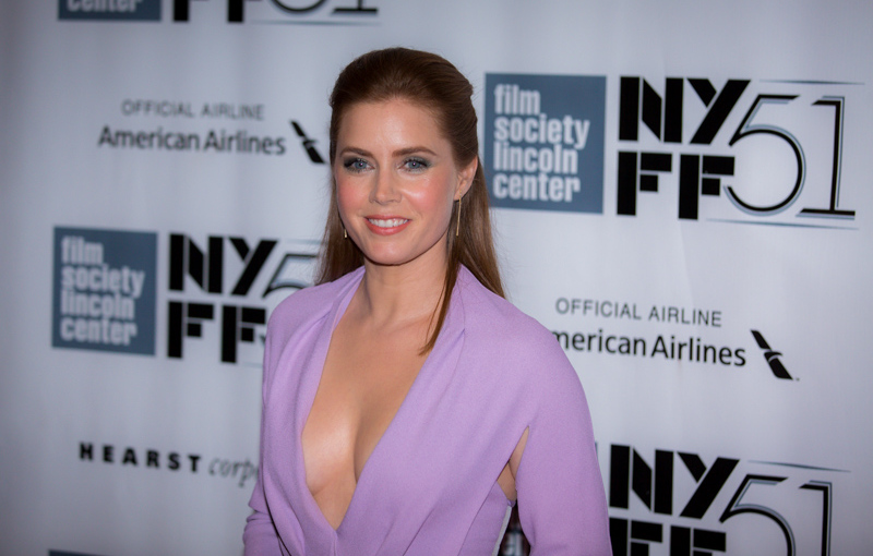 Amy Adams alla serata di presentazione del film Her, in occasione della 51 edizione del New York Film Festival - Pic by Sachyn Mital, License CC BY-SA 3.0