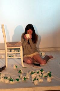La bambina dei fiori di carta, Sarah Maestri