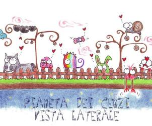 Pianeta dei Cenzi, by PsycoLaurina