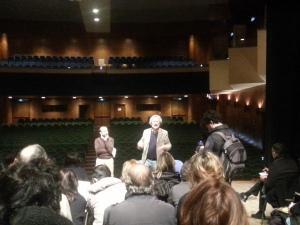 Conferenza stampa, SARDEGNA TEATRO, Massimo Mancini e Guido de Monticelli
