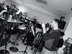 Accademia Voice Power al White Café, pic. by Valentina Schirru
