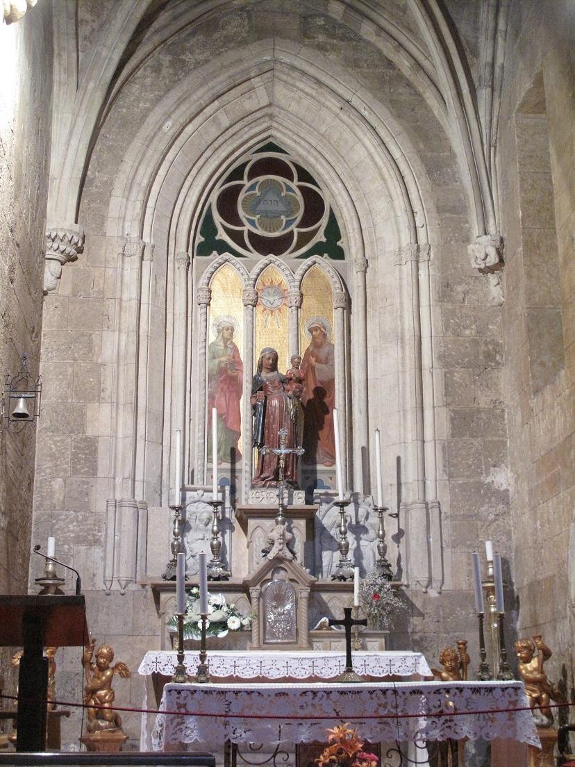 Cattedrale di Santa Maria Assunta, Duomo di Oristano, cappella della Madonna del Rimedio, Foto by Duranti©