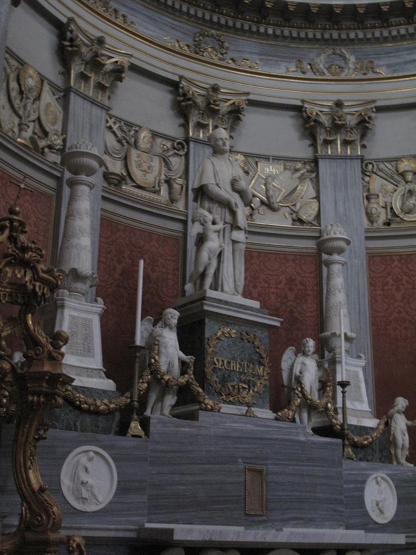 Cattedrale di Santa Maria Assunta, Duomo di Oristano, Cappella di San Luigi Gonzaga, Foto by Duranti©