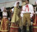 Sa Sartiglia 2015, vestizione de Su Cumponidori del Gremio dei Contadini, Il cavaliere e Is Massaieddas, Foto by Duranti©