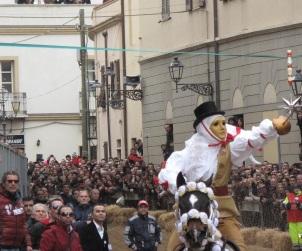 Sa Sartiglia 2015, Su Cumponidori del Gremio del Contadini, Foto by Duranti©