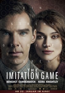 The Imitation Game, locandina