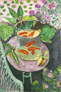 Henri Matisse, I pesci rossi, 1911