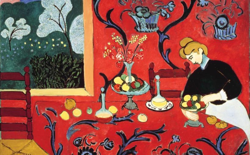 Henri Matisse, La stanza rossa, 1908