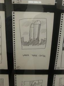 Keath Haringh, Manhattan Penis Drawings for Ken Hicks, 1978, Gegen den Strich, Kunsthalle, Monaco