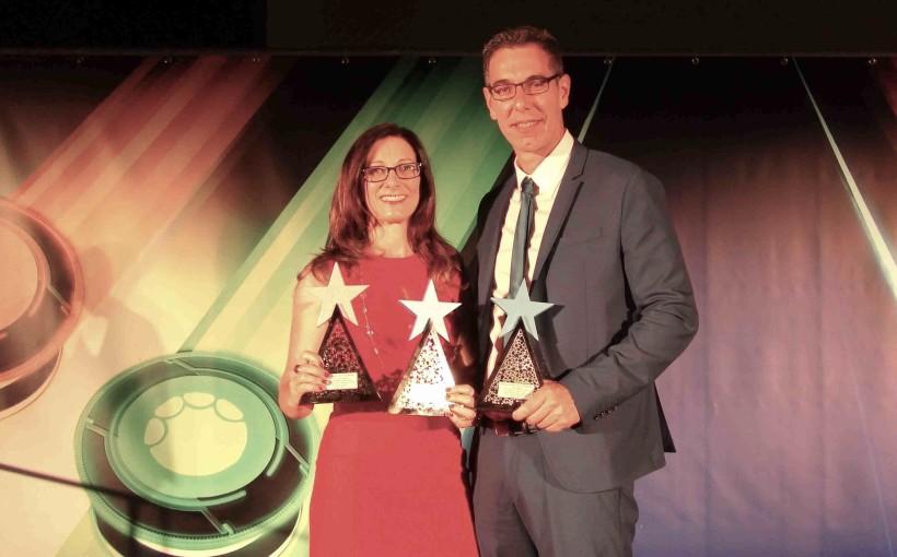 IXX° Edizione Premio Nazionale Mediastars, Giordana Dessì e Lorenzo Saliu ritirano il premio a Milano
