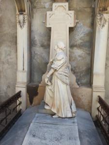 Cagliari, Cimitero monumentale di Bonaria, Foto di A. Duranti©
