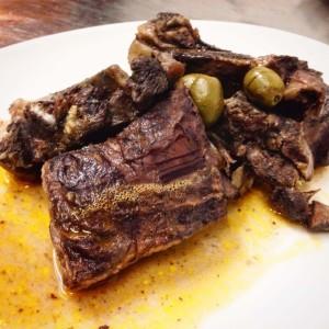 Cogas, la pecora in umido nella ricetta di Vertina