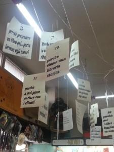 Libreria Storica Murru, immagine della vecchia sede