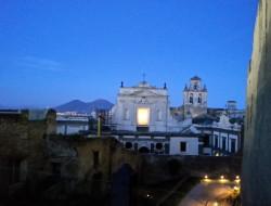 Napoli, Certosa di San Martino vista da Sant'Elmo (Pic by M. Troiani©)