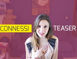 """#Connessi, immagine dal teaser """"Make Up Tutorial n° 592 - DA RIFARE!"""" - All rights reserved"""