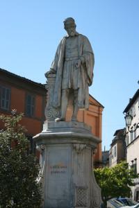 Statua di Girolamo Fabrici ad Acquapendente (Free domain)