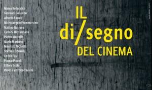 Il disegno del cinema, Palazzo di città, Cagliari, locandina