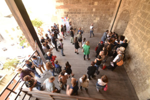 10 NODI, conferenza stampa della rassegna dei festival a Cagliari. Foto di Valentina Bifulco