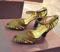 Edina Altara, scarpe da sera, Mostra Altara, THotel, Cagliari