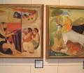 Edina Altara, Penelope e Ratto d'Europa, anni '50, Mostra Altara, THotel, Cagliari