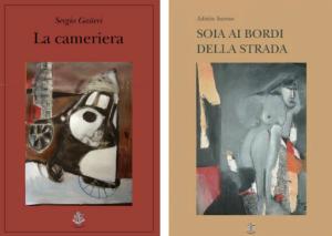 La Cameriera e Soia ai bordi della strada, collana Viento Sur, Casa editrice Il Sextante, copertine di Ana Maria Erra de Guevara.