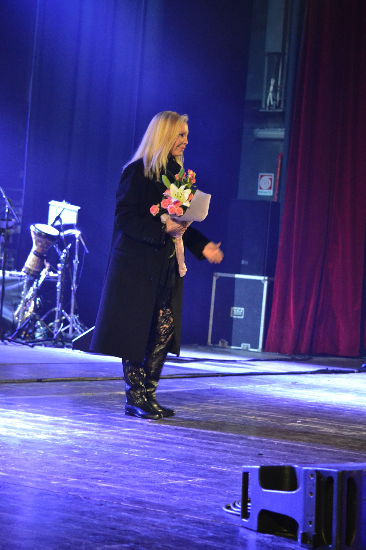 "Patty Pravo, ""Eccomi Tour"" 2016 (Foto di AndreaDuranti©)"