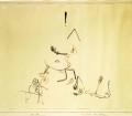 """Paul Klee, """"Ein Ende ohne Lösung"""", Una fine senza soluzione, 1932."""
