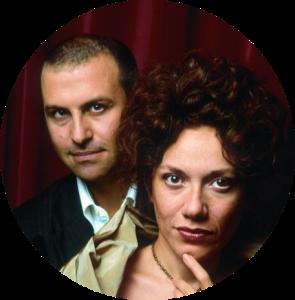Rita Monaldi e Francesco Sorti