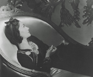 HORST P. HORST, Portrait of Gabrielle Chanel 1937 (CHANEL Patrimoine Collection, Paris ©Condé Nast/Corbis/Collection Patrimoine de CHANEL)