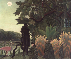 Henri Rousseau, La Charmeuse de serpents, 1907