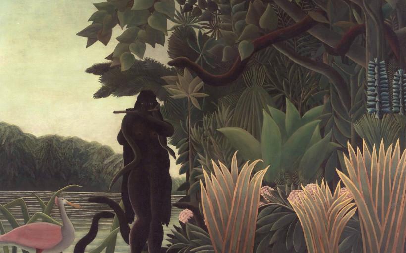 Henri Rousseau, La Charmeuse de serpents, 1907