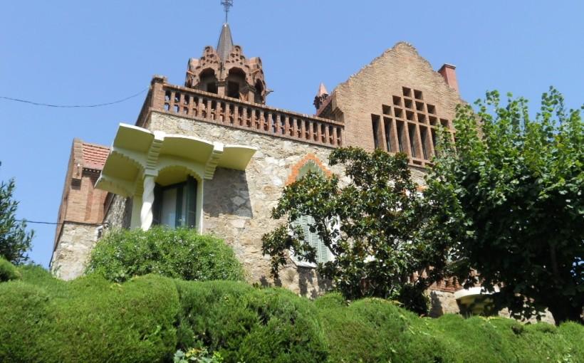Casa Rialp, Joan Rubió i Bellvé, Barcellona (CC0 Public Domain, Fonte: Wikipedia)