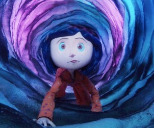 Coraline e la porta magica (2009, Laika Entertainment House e Nei Gaiman, All rights reserved)