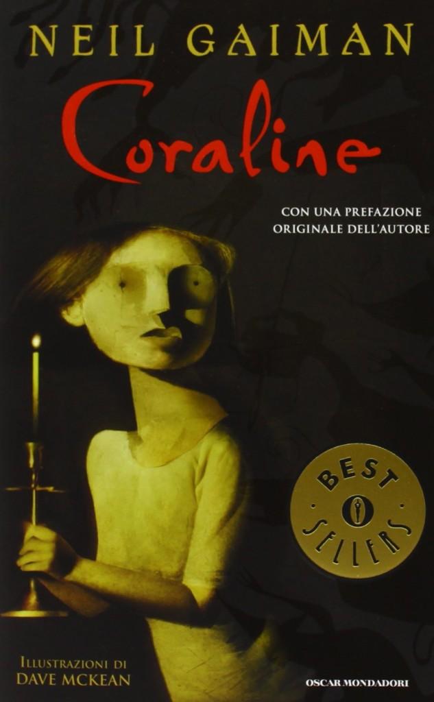 """""""Esistono libri che una volta scoperti non ci lasciano più. Ci insegnano una verità potente che rimarrà con noi. """" Coraline, Neil Gaiman (Ed. Mondadori)"""
