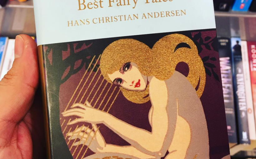Best Fairy Tales du Hans Christian Handersen (Macmillan Collector's Library)