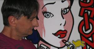 """Fulvio Bernardini, in arte Fulber. A lui è dedicata la mostra romana """"Il rivisitismo di Fulber, i sentieri di Roy"""""""