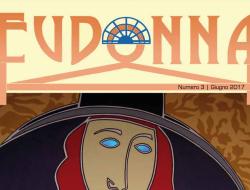 Magazine Eudonna, edito da Il Sextante, il terzo numero