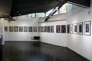 """MICRO, uno scatto della mostra """"VISIONARIA: frammenti e visioni nell'opera dell'architetto Cesare Ligini"""""""