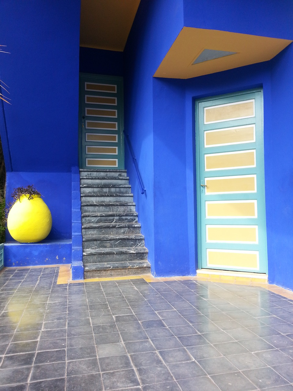 Marrakech, Majorelle (Pic by BUTTIN, pixabay.com)