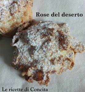 Rose del deserto, ricetta di Concita per www.mockupmagazine.it