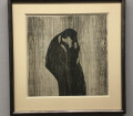 Edvard Munch, The Kiss IV, 1902, Albertina Museum, Vienna