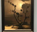 Franz Sedlacek, Ghosts in the Tree, 1933, Albertina Museum, Vienna