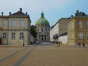 Amalienborg, Copenhagen, foto di federicoghedini