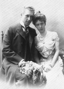 Alberto ed Elisabetta, Duchi di Brabante