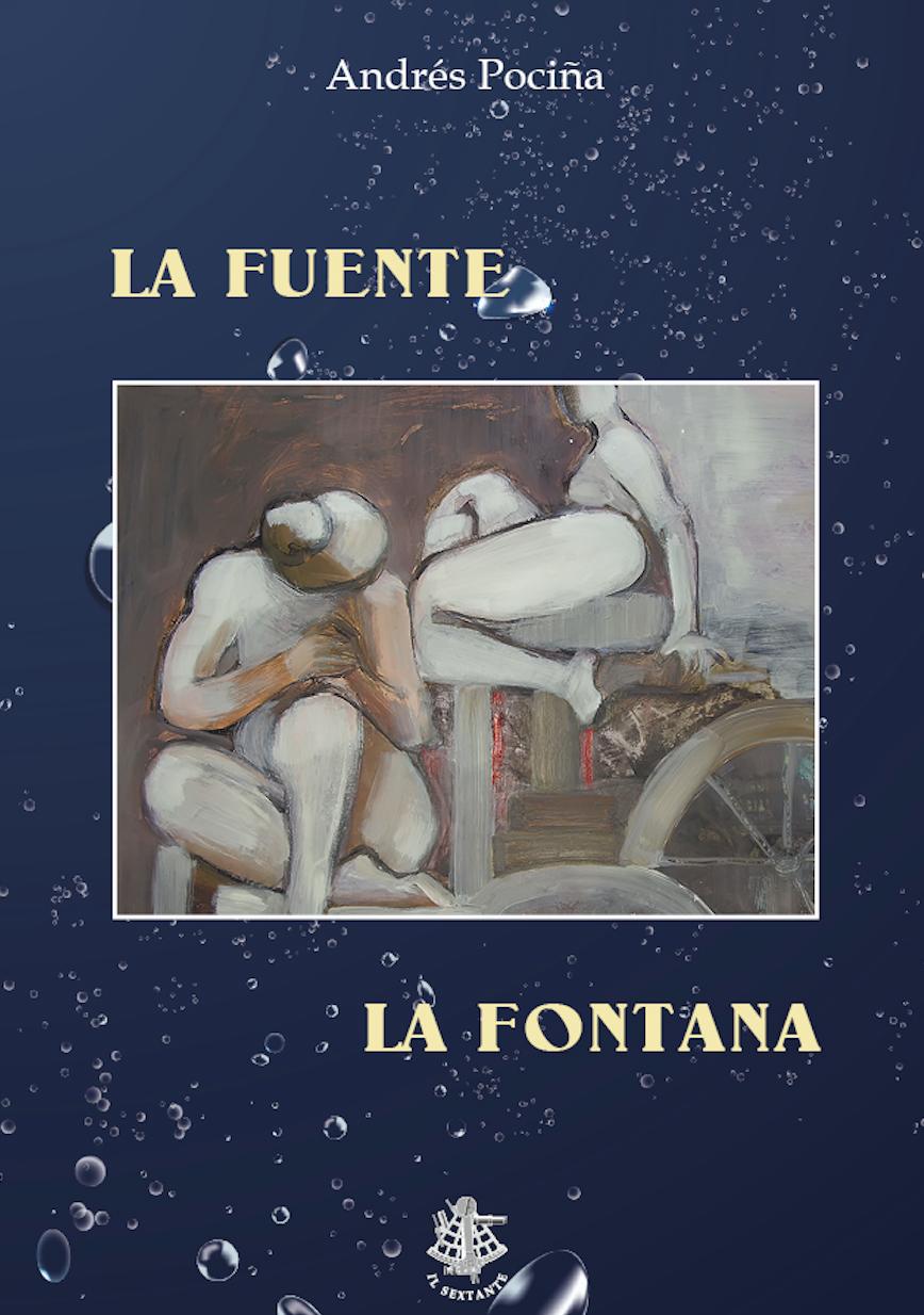 La Fontana, libro di Andrés Pociña, Il Sextante, copertina di Ana Maria Erra