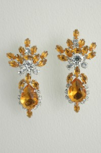 Costume Jewelry, Earring own work, Detlef Thomas (Public domain)