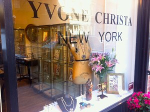 Yvone Christa New York