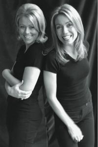 Yvonne Clamf e Christina Söderström