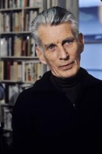 Samuel Beckett by Roger Pic (Public domain)
